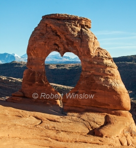 Valentine Arch, Utah