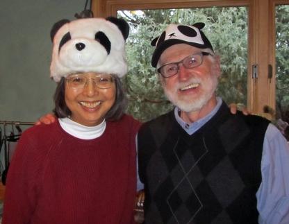 The Panda TwinsW8