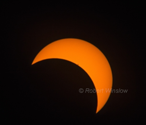 Total Solar Eclipse ending 9906W1WM